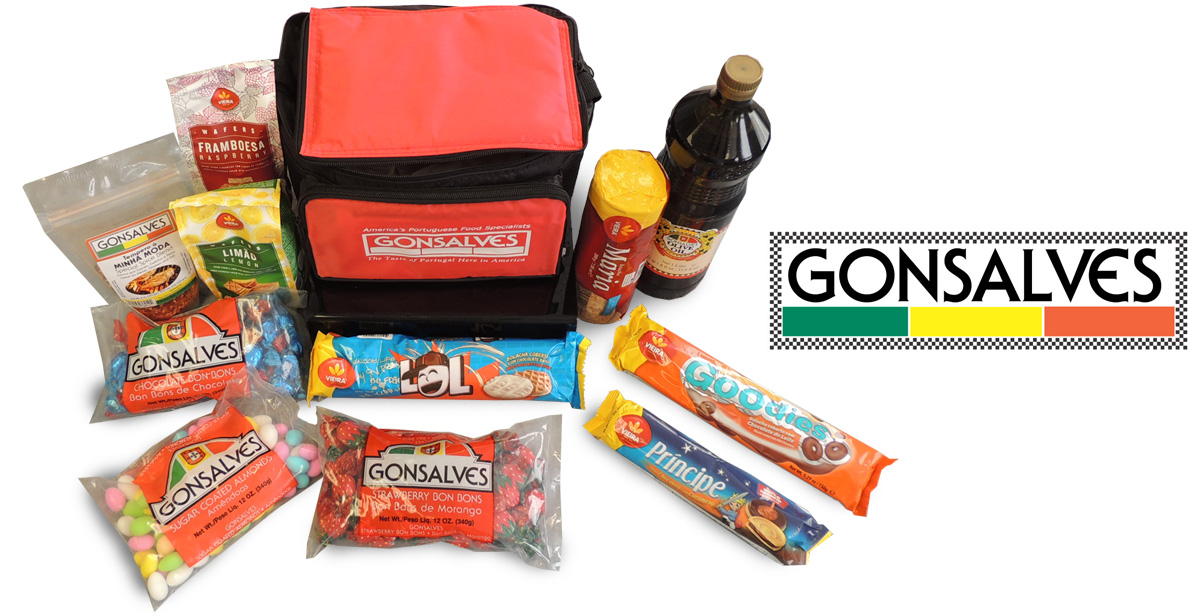 Order Portuguese Gift Baskets from Gonsalves